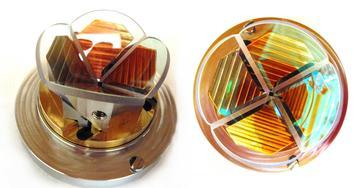 cold atom source compressed